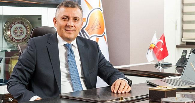 AK Parti Konya İl Başkanı Arat'ın yeni yıl mesajı