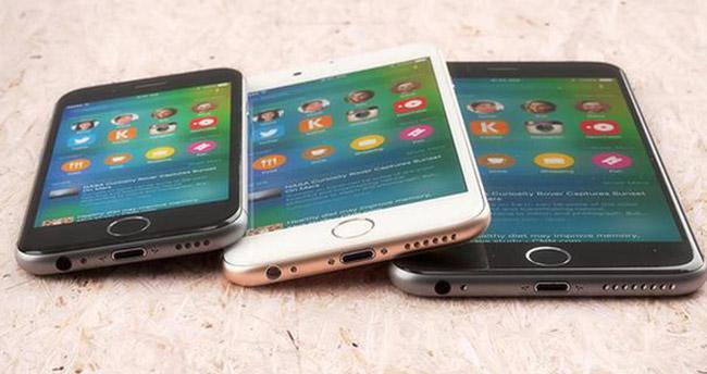 Apple'ın ucuz telefonu iPhone 6C yolda