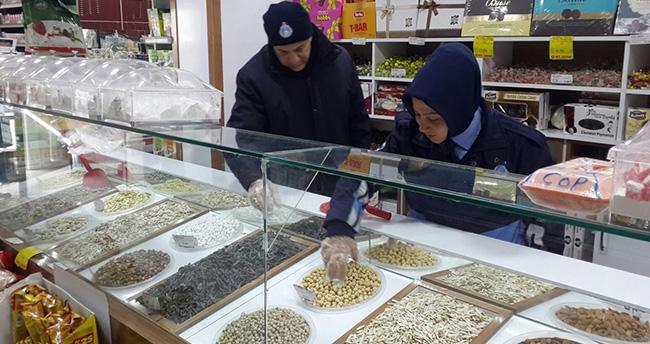 Beyşehir'de Zabıta Yılbaşı Denetimlerine Hız Verdi