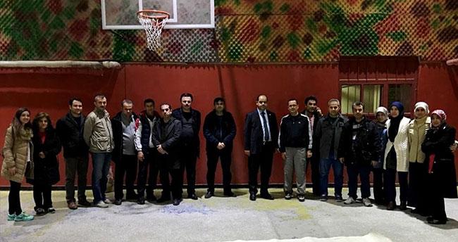 Seydişehir'de Geleneksel Çocuk Oyunları kursu