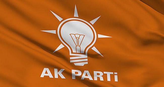 AK Parti Meram İlçe Yönetimi istifa etti
