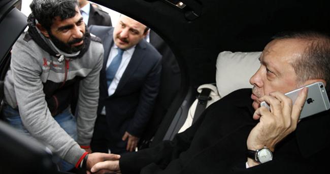 Erdoğan'ın kurtardığı genç işsizlikten de kurtuldu