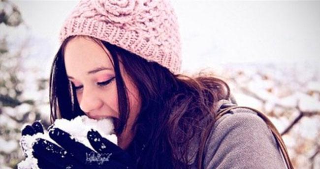 Uzmanlardan 'kar yemeyin' uyarısı