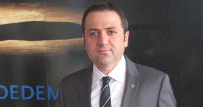 Konya Dedeman Oteli Genel Müdürü Recep Altınok ile Röportaj
