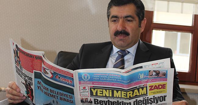 Konya Valisi Aydın Nezih Doğan ile Röportaj