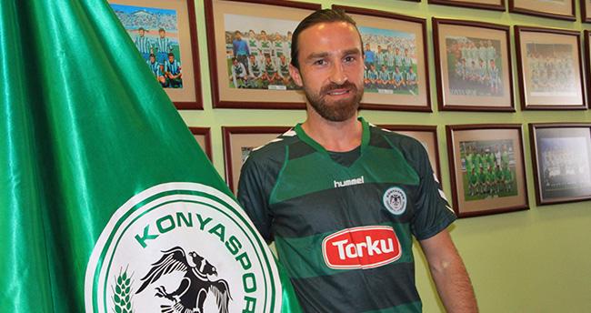 Konyaspor'da beklenen oldu
