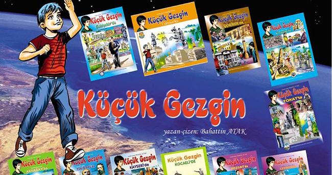 Küçük Gezgin Akşehir'de kitabı çalışmaları başladı