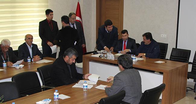 Cihanbeyli Belediyesi yılın ilk toplantısını yaptı
