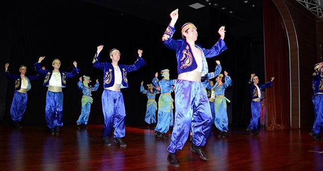 Devlet Halk Dansları Topluluğu Konyalılarla buluşacak