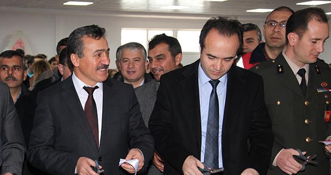 Seydişehir'de kapalı spor salonu ayağa kaldırıldı