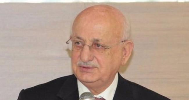 Meclis Başkanı İsmail Kahraman'dan yeni anayasa açıklaması