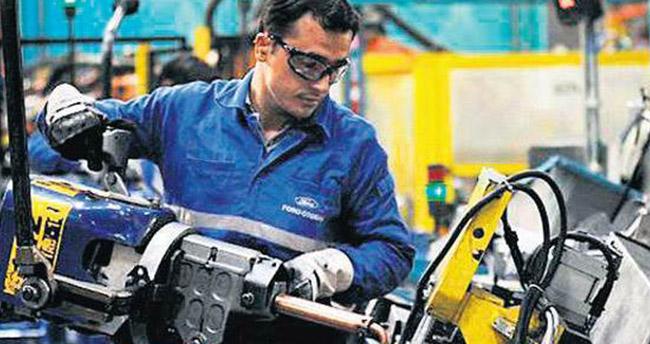 Sanayi üretimi rakamları açıklandı!