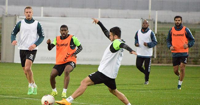 Torku Konyaspor kupa yolcusu