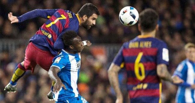 Arda asist yaptı Barcelona farklı kazandı