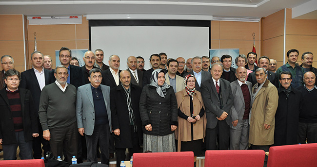 TYB Konya'da Genel Kurul heyecanı