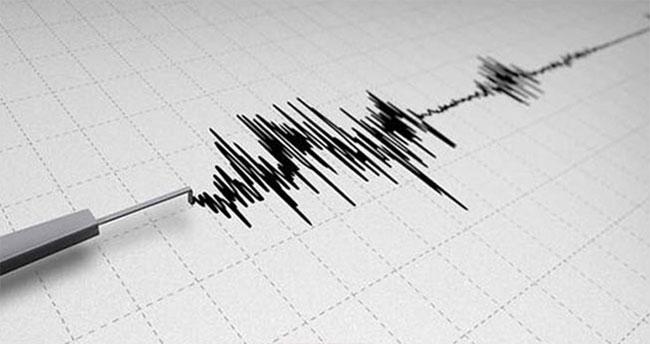 Deprem paniği : 5.0'la sallandı!