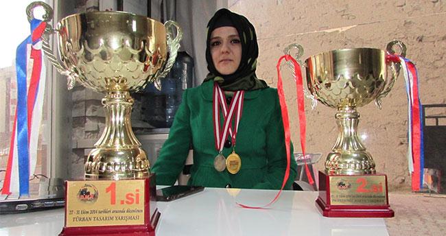 Ev hanımlığından şampiyonluğa
