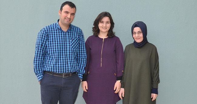 Türk araştırma görevlilerine ödül