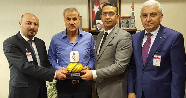 KONTİMDER'den Konya milletvekillerine ziyaret
