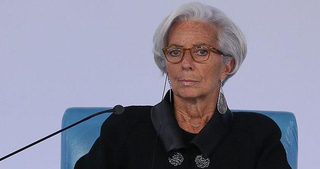 IMF Başkanı Lagarde: 'Fed'in faiz artış hızı açık kanıtlara dayanmalı'
