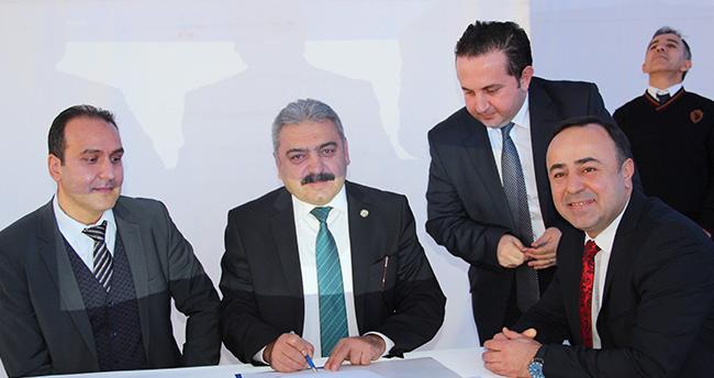 Karaman Ziraat Odası ile İş Bankası arasında iş birliği