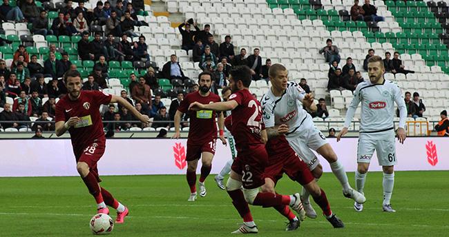 Torku Konyaspor 2 – 0 İnegölspor