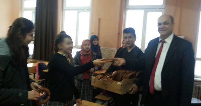 Konya'da Simidim Çıtır Çıtır, Derslerim Tıkır Tıkır projesi