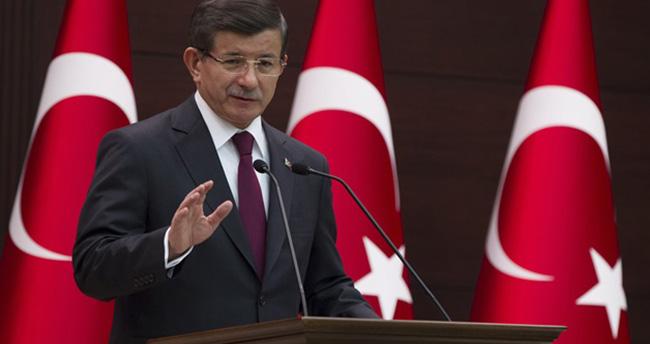 Davutoğlu: 48 saatte 200 DAEŞ'li öldürüldü