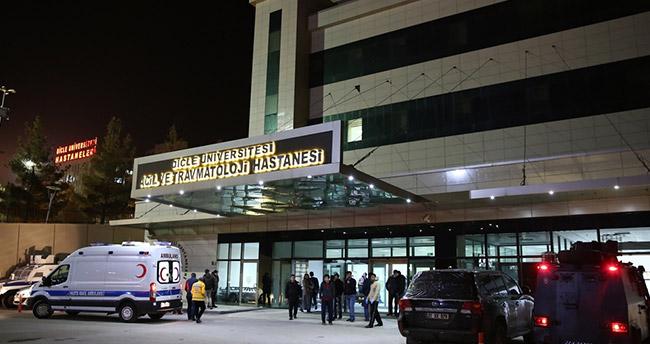 Diyarbakır'da 3 ayrı noktada eş zamanlı saldırı