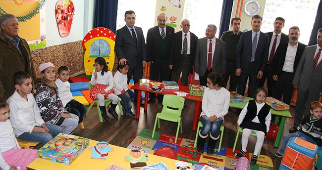 Kızılay'dan Kulu'ya iki özel eğitim sınıfı