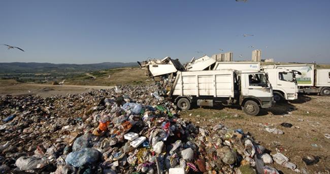 Konya'da 789 bin ton atık toplandı