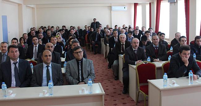Beyşehir'de öğretmenlere EBA tanıtıldı