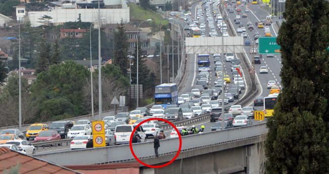 Cumhurbaşkanı Erdoğan'ın yolunda ikinci intihar vakası