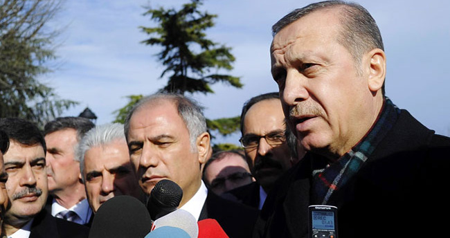 Erdoğan'dan bildiriye imza atanlara tepki: 'Bunlar zalimdir alçaktır'