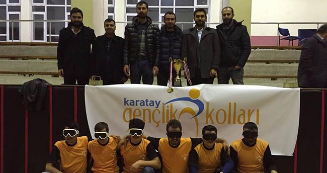 Konya'dan Engelleri Birlikte Aşıyoruz projesi