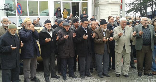 Konya'dan Madaya'ya yardım tırı