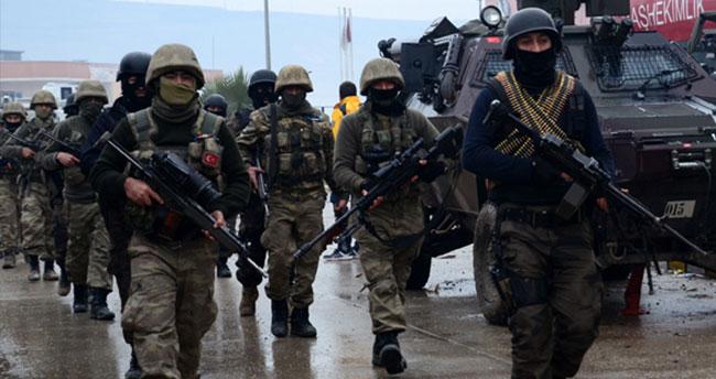Sur'da 50'ye yakın terörist kıstırıldı