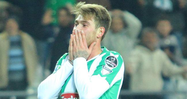 Torku Konyaspor'da sürpriz ayrılık