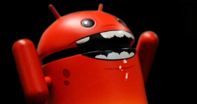 Akıllı telefonlarda büyük şok! Bu virüse dikkat
