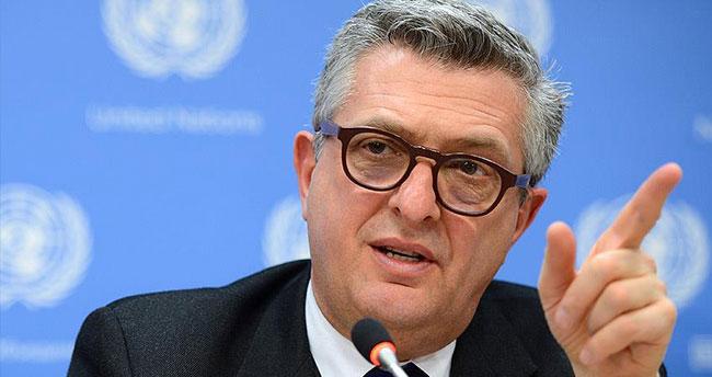 BM Mülteciler Yüksek Komiseri Grandi: Türkiye örnek teşkil ediyor