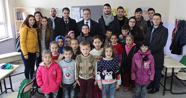 Konya'da üniversite öğrencilerinden kampanya