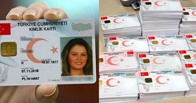 Yeni kimlik kartlarının fiyatı belli oldu