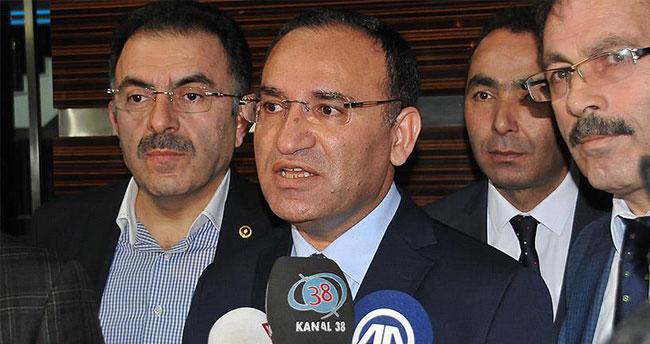 Adalet Bakanı Bozdağ: Kılıçdaroğlu seviyesizliğini ortaya koymuştur