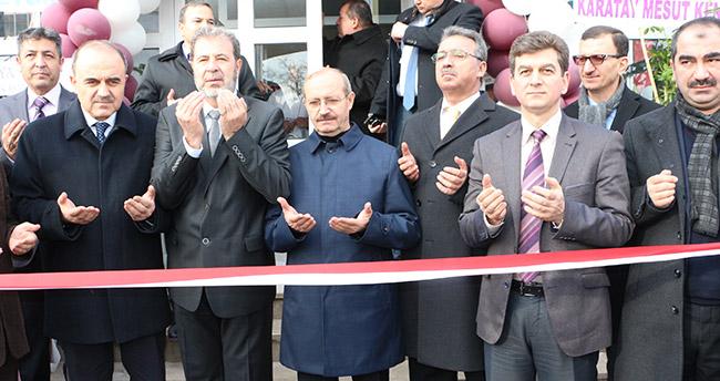 Hasan Yumrutaş Aile Sağlığı Merkezi açıldı