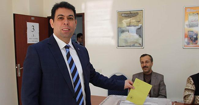 Mmo Konya Şubesi'nde Duransoy Güven Tazeledi