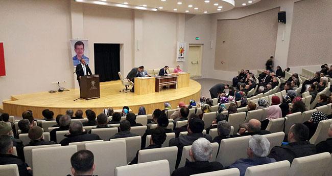Seydişehir AK Parti 51. Danışma Meclisi toplantısı yapıldı