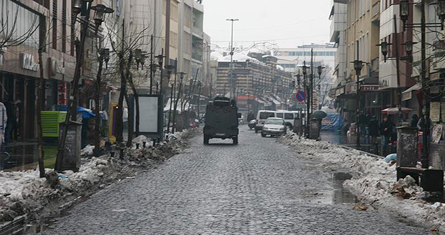 Sur'da terör saldırısı: 1 şehit