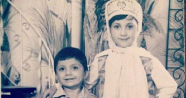 Ünlü isimlerin çocukluk fotoğrafları