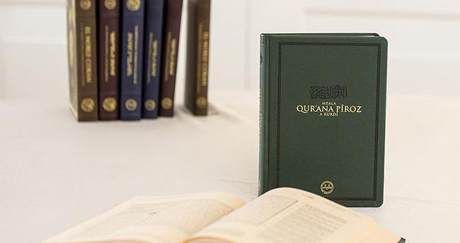 Diyanet'ten 10 dilde daha Kur'an-ı Kerim meali
