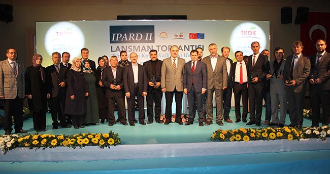 """Konya'da """"IPARD 2 Lansman Töreni"""" yapıldı"""